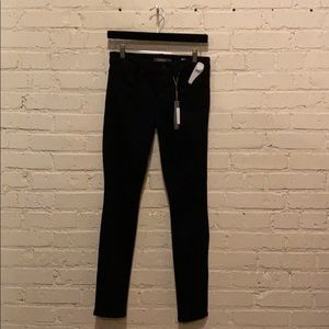 Level 99 Black Skinny Kingston Jeans